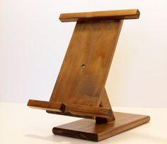 iPad Stand/ Ipad Mini Stand / Wood Ipad Stand/ Ipad par WoodWarmth