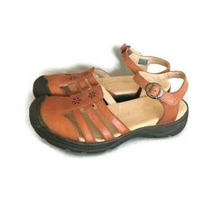 63a0111e37b3 Keen Paulina Women s size 9 EU 39.5 Brown Ankle Strap Closed Toe Sandal  Shoes  KEEN  AnkleStrap  WalkingHiking