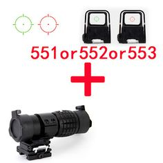 551 552 553Holographic Optics Riflesocpe Tactical Red And Green Dot Reflex Sight 3X30mm Magnifying Scope Focus for hunting (32782095612)  SEE MORE  #SuperDeals