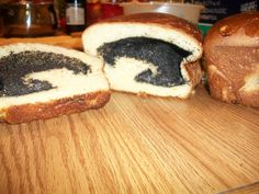 poppy seeds bread section.hhmmm smells so good. Poppy, Seeds, Bread, Cookies, Desserts, Food, Crack Crackers, Tailgate Desserts, Deserts