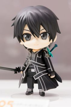 I WANT THE ADORABLE CHIBI KIRITO-KUN, I WANT HIM NOW