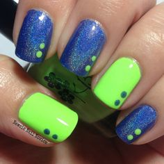 Double Side Dots featuring KBShimmer What Are You Wading For? and For Sail By Owner.