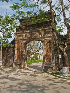 Ciudadela Hue. Vietnam