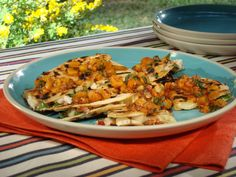 Lobster Taco Al Carbone Recipe (Yellow Tomato Chipotle Salsa) : Bobby Flay : Food Network - FoodNetwork.com