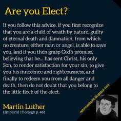 Martin Luther November 1483 – 18 February was a German monk, priest… Biblical Quotes, Faith Quotes, Bible Quotes, Bible Verses, Scriptures, Gospel Quotes, Spiritual Quotes, Reformation Day, Protestant Reformation