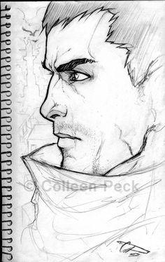 Altair sketch by WieldstheKey