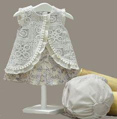 Primera puesta del bebé se refiere a la ropa que llevará durante su primer mes de vida, desde que nace. Echa un vistazo a esta pequeña selección.