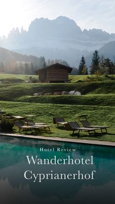 Hotel Review: Wanderhotel Cyprianerhof (Südtirol, Tiers am Rosengarten)