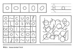 Fejlesztés - Kiss Virág - Picasa Webalbums Labyrinths, Education, Kids, Ideas, Occupational Therapy, Speech Language Therapy, Patterns, Coloring Pages, Kid