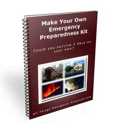 Have a Pet Disaster Kit Ready To Go. In The Event Of An Emergency Or Disaster You May Have To Leave Quickly and Your Pets Depend On You.