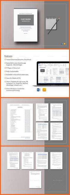 Coffee Shop Business Plan Template   Formats Included Ms Word