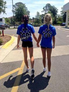 Cheer friendships