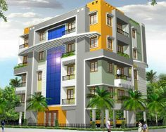 Apartment Design Exterior modern apartment exterior design an online complete architectural