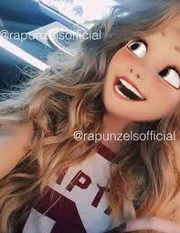 Resultado de imagem para rapunzel moderna com swag