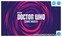 Doctor Who: Comic Creator Tips, Hack, & Cheats for All Packs Unlock  #ComicCreator #DoctorWho #Popular #Puzzle http://appgamecheats.com/doctor-who-comic-creator-tips-hack-cheats/