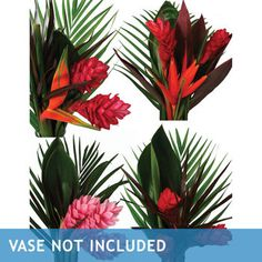 Costco tropical flowers - $230 for 10 bunches