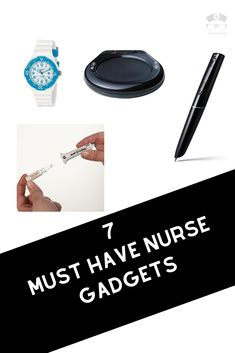 7 Must Have Nurse Gadgets. This list of gadgets will make your job as a nurse so much easier. These nurse gadgets include vein finders and smartpens, and more. #TheNerdyNurse #nurse #nurses #nursegadgets #veinfinder #tech Cool Tech Gadgets, Latest Gadgets, Medical Symbols, Neck Pain Relief, Cool Electronics, Infrared Thermometer, Nursing Notes, Tech Toys, Nurse Life