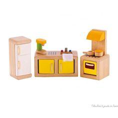 Meubles pour maison de poupée, Cuisine