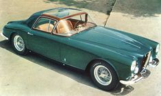 Ferrari 375 America Coupe Speciale (Pininfarina), One of One. Built for Fiat chairman Gianni Agnelli, and was originally shown at the Turin Motor Show in 1955.