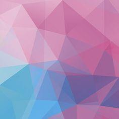Polygonal Pastels