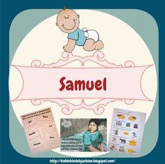 Bible Fun For Kids: Samuel
