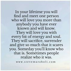 That one person. #soulmatelovequotes