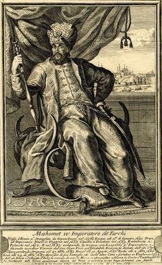 4. Mehmet, Avcı 1648 – 1687