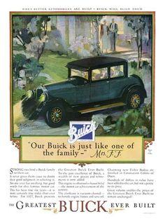 buick 1926