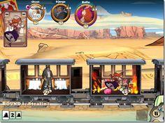 iPhone AC 番外レポート : Colt Express (コルト・エクスプレス) - ドイツゲーム大賞受賞作