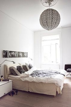 As The Killing returns, we explore a stylish Copenhagen apartment. Photographs: Heidi Lerkenfeldt