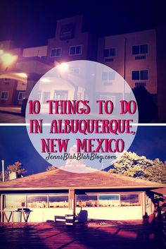 Looking for things to do in Albuquerque, New Mexico?  Growing up in New Mexico I honestly didn't think I would still be here.  I grew up in a small town south of Albuquerque, but I did li...