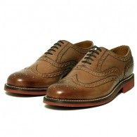 Brown Wing tips are a must for any office worker.