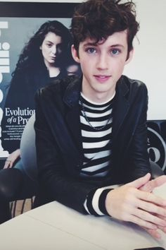 he'll always have a baby face // troye sivan