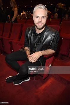 Daniel Schuhmacher attends the 'Bodyguard - Das Musical' premiere at Stage Palladium Theater on September 28, 2017 in Stuttgart, Germany.