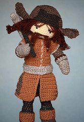 crochet bilbo baggins - Google Search