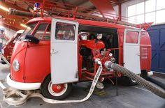 Feuerwehr Bus