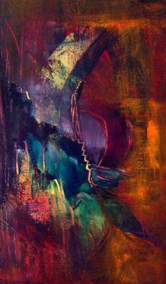 """The Curve"" by Davina Nicholas"
