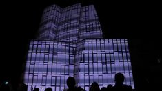 Saturday the 9th October, Evan Grant's Seeper collective mapped the IAC building in Chelsea, New York, NY.   The video giant art project was made to celebrate the opening…