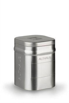 Mała puszka na herbatę  #Althaus #Tea #Herbata #WeBrew #WeBrewWeBrew   www.WeBrew.coffee