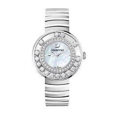 Swarovski Lovely Crystals - White Metal Damen Armbanduhr Watch 1160307 for sale Swarovski Watches, Swarovski Jewelry, Metal Bracelets, Stainless Steel Bracelet, Quartz Watch, Fashion Watches, Anne Klein, Daniel Wellington, Watches For Men