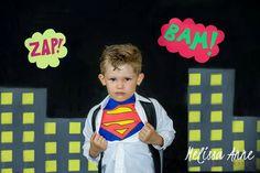 Superhero | Melissa Anne Photography www.photographybymelissac.com #superman #superhero #minisession #MelissaAnnePhotography