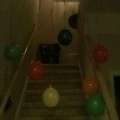 Birthday morning surprise! Birthday Ideas, Birthday Parties, Happy Birthday, Birthday Morning Surprise, Kid Stuff, Birthdays, Party Ideas, Kids, Anniversary Parties