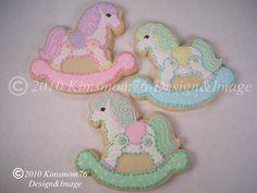 images of horse cookies | Rocking horse cookies — Cookies!