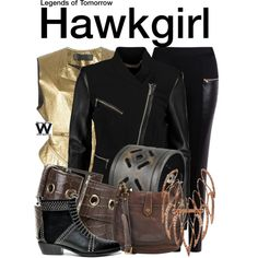 Inspired by Ciara Renee as Hawkgirl / Kendra Saunders on Legends of Tomorrow. Superhero Fashion, Geek Fashion, Fashion Women, Tv Show Outfits, Cool Outfits, Super Hero Outfits, Hawkgirl, Dc Movies, Comic Styles