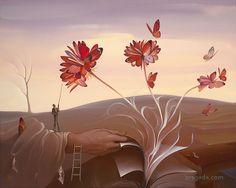 """#Transformation"" by Victor #Bregeda () - #JesusChrist #Bible #BeautifulArt #CreativeArt #Art #Painting"