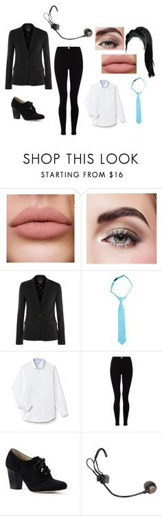 """""""Rainism"""" by layla-loved ❤ liked on Polyvore featuring Avon, Topshop, Bardot Junior, Lipsy and Lands' End"""