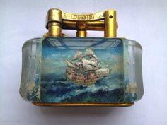 Dunhill Aquarium Lighter call Danilo 0039 335 6815268