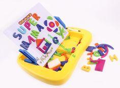 Magnetická tabuľa pre deti 105 ks