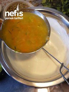 Sebzeli Yayla Çorbası – Nefis Yemek Tarifleri Cheeseburger Chowder, Soup, Ethnic Recipes, Soups
