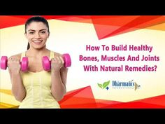 Dear friend in this video we are going to describes about how to build healthy bones. Freeflex capsules are the best natural remedies to build healthy bones, muscles and joints and improve overall well-being effectively. You can find more details about how to build healthy bones at http://www.dharmanis.com/natural-supplements-for-bone-health.htm  If you liked this video, then please subscribe to our YouTube Channel to get updates of other useful health video tutorials. How To Build Healthy…